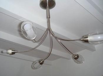 Flush bathroom ceiling lights | Bathroom Light fittings for low